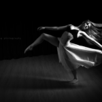 Photo of dancer in action