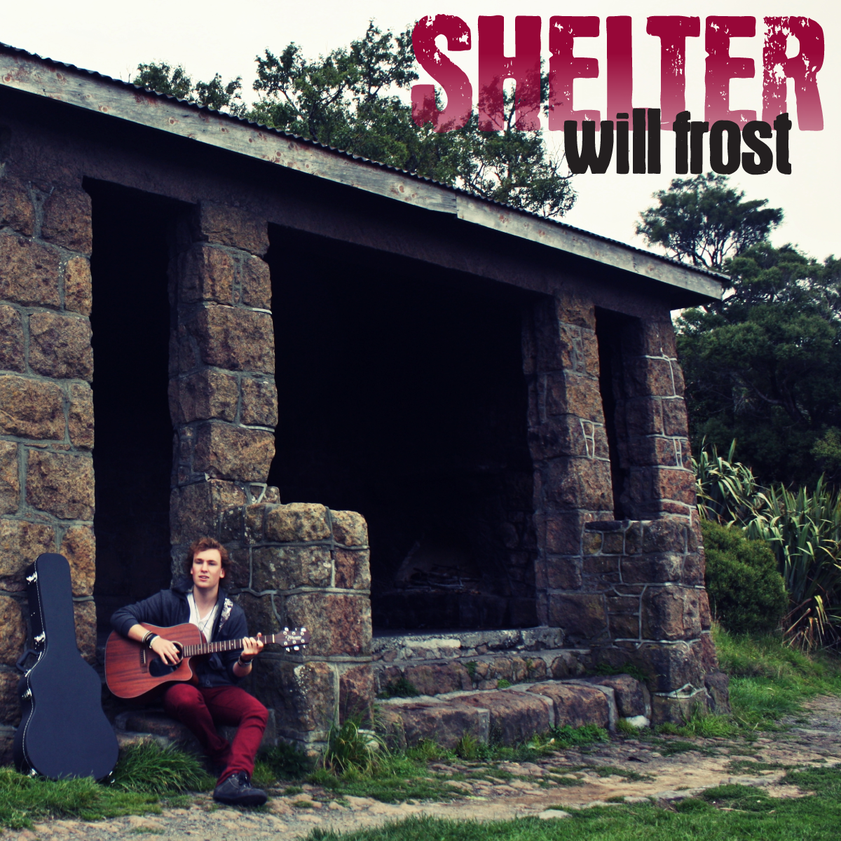 Will frost shelter orange recording studios for Shelter studios