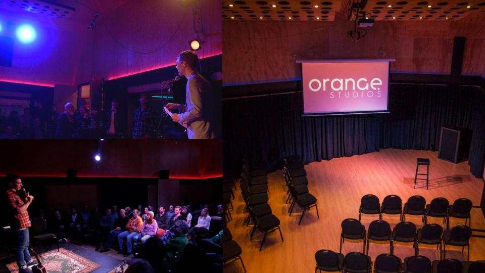 Orange Studios | Venue