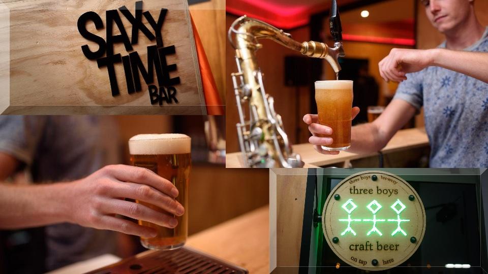 Saxy TIme Bar