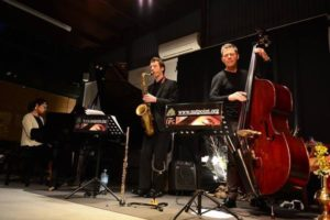 Tim Bower Trio Live